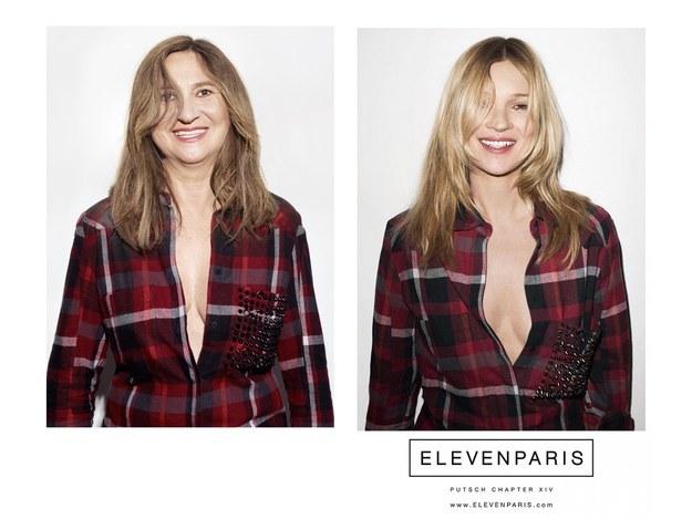 Nathalie Croquet, styliste, s'amuse à parodier les campagnes publicitaires de mode !
